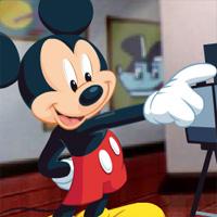 Волшебные рисунки с Микки маусом