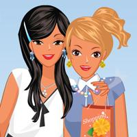 Как нарисовать 2 сёстер