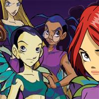 Онлайн игра чародейки для девочек