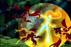 Мультфильм Винкс у Николодеон выглядят по новому (часть 1).