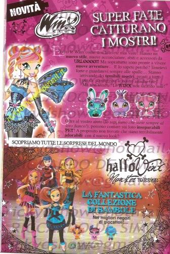 Winx Lady HalloWinx или новое превращение на Хэллоуин