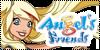 Марки с персонажами Друзья Ангелов