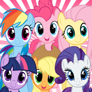 My Little Pony: Friendship is magic аватарки 184*184