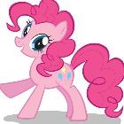 Пинки Пай / Пинкамина Диана (Pinkie Pie)