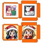 Новогодние коробочки для подарков с Покемонами