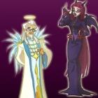 Аркан и Темптель из Друзей Ангелов