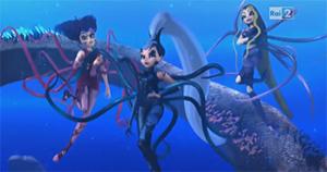 Винкс Сиреникс в 3D - новый официальный клип