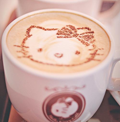 С чашечкой кофе картинки