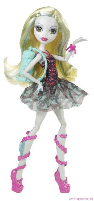 Коллекция кукол Класс Танцев Школа Монстров