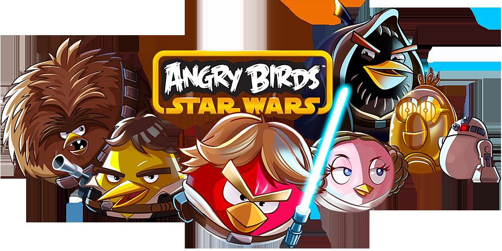 Birds star wars злые птички звездные воины