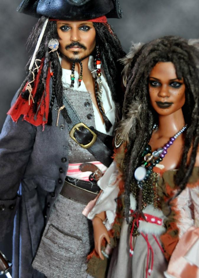 игрушки пираты карибского моря фото