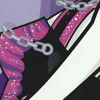 Аватарки с орнаментами Спектры и Эбби Боминейбл