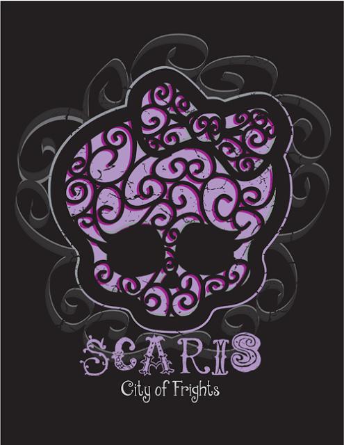 Новые открытки Школа Монстров Упыриж (Scarig City)
