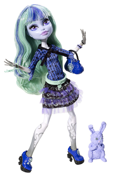 Школа монстров куклы серия 13 желаний