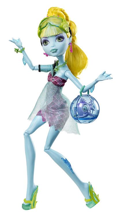 Школа Монстров: куклы серия 13 Желаний