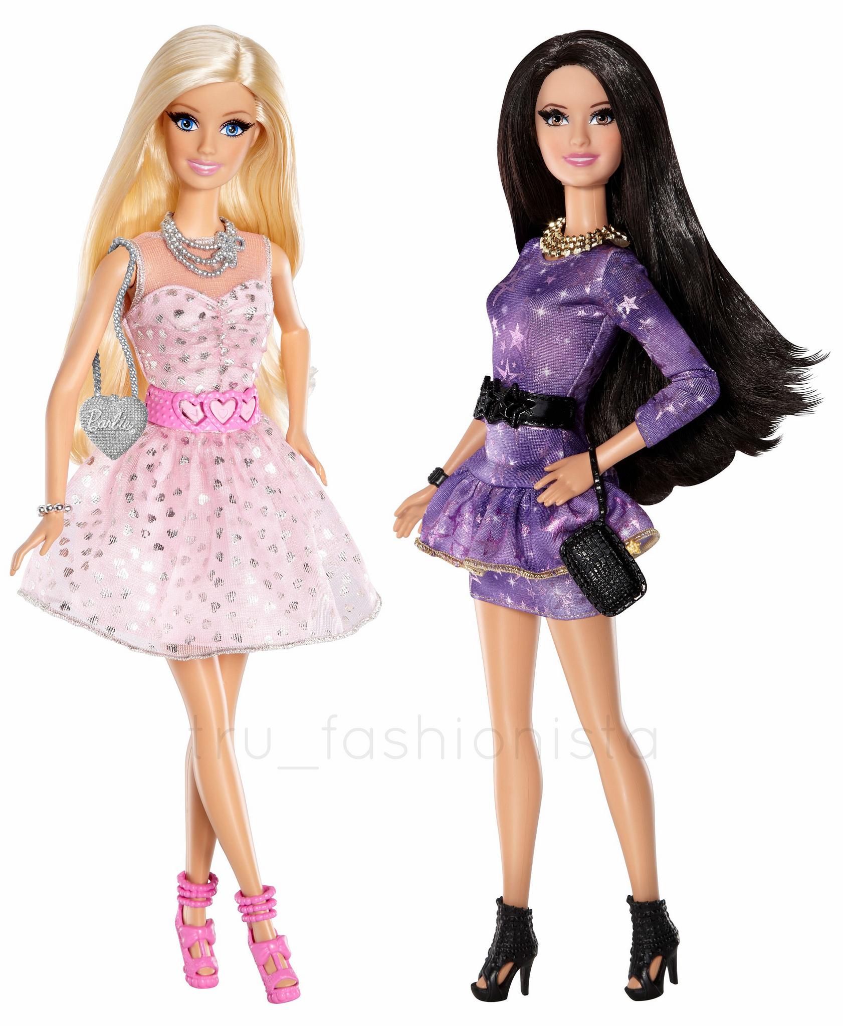 Новые куклы барби в стиле серий жизнь