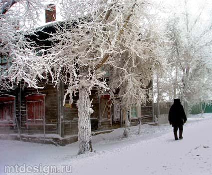 Урок анимации картинок в Фотошопе, падающий снег