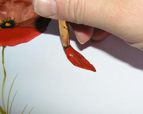 уроки живописи гуашью: