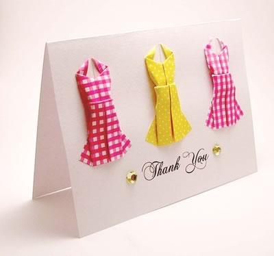 Красивые открытки с платьями