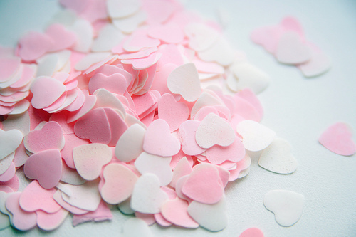 В розовых тонах фото