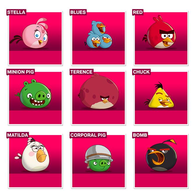 Злые птицы  Angry Birds  YouLoveItru