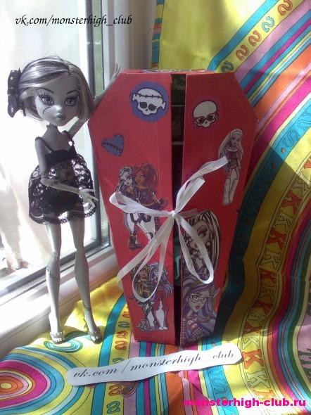 Как сделать мебель для кукол своими руками для монстр хай фото 740