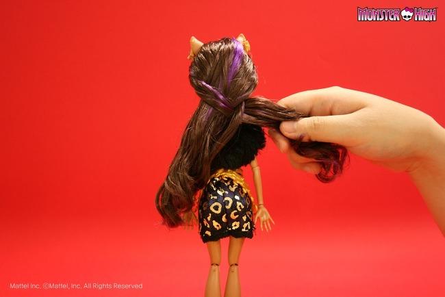 Как сделать прическу кукле эвер афтер хай фото 578