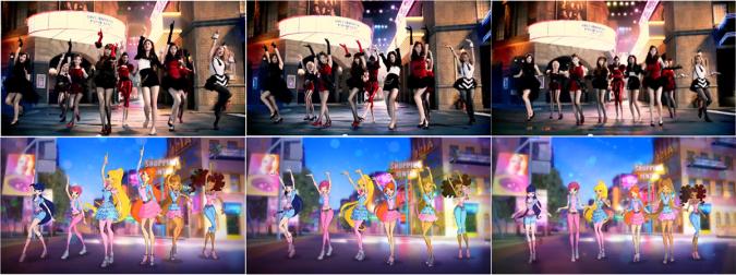 Трейлер 6го сезона Винкс и отсылки к аниме и корейской поп группе