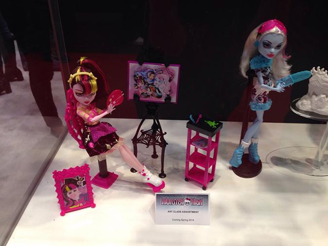Монстр хай игры с куклами