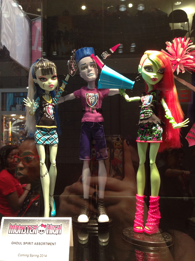 Новая коллекция кукол монстер хай
