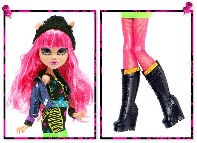 Официальный сайт кукол монстер хай