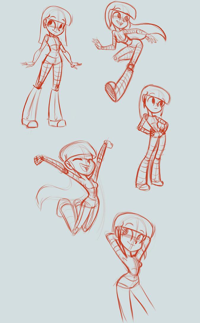 Как рисовать аниме эквестрии