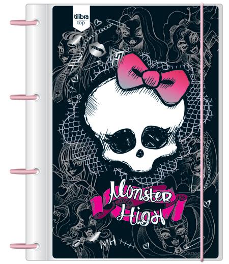 Дизайн блокнотов Школа Монстров 2014 - новые картинки Монстр Хай