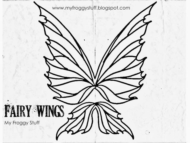 Как сделать крылья для куклы своими руками