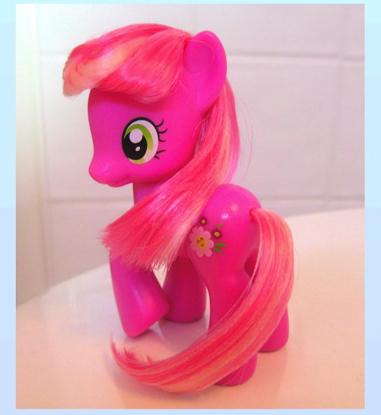 Волосы для пони креатор - 20255