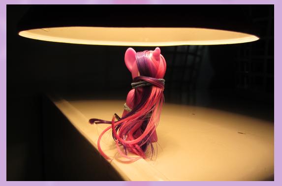 Волосы для пони без фона - 6