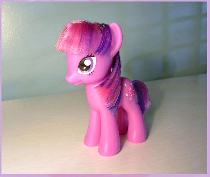 Прическа для пони с короткими волосами - 3ce