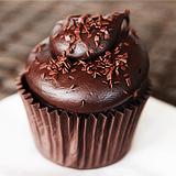 Как сделать шоколадный кекс с кремом