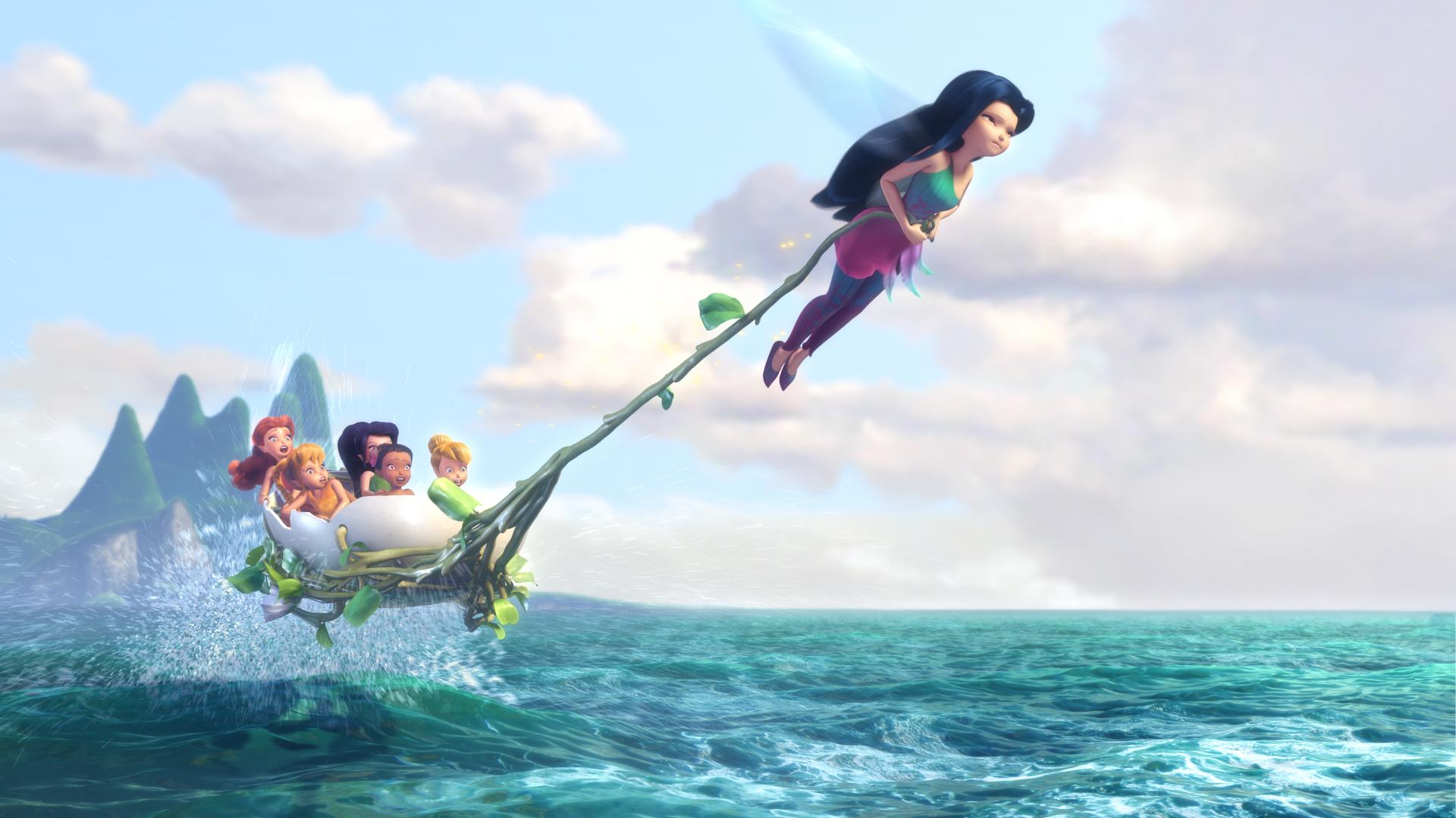 песни из мультфильма феи загадка пиратского острова