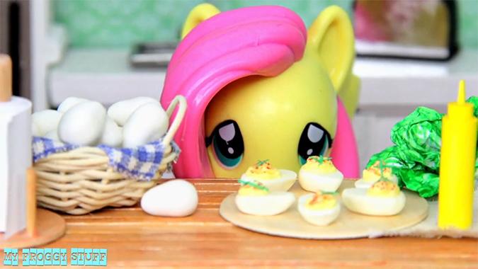Как сделать пасхальные яйца для кукол