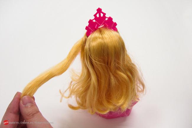 Как сделать красивую прическу для куклы