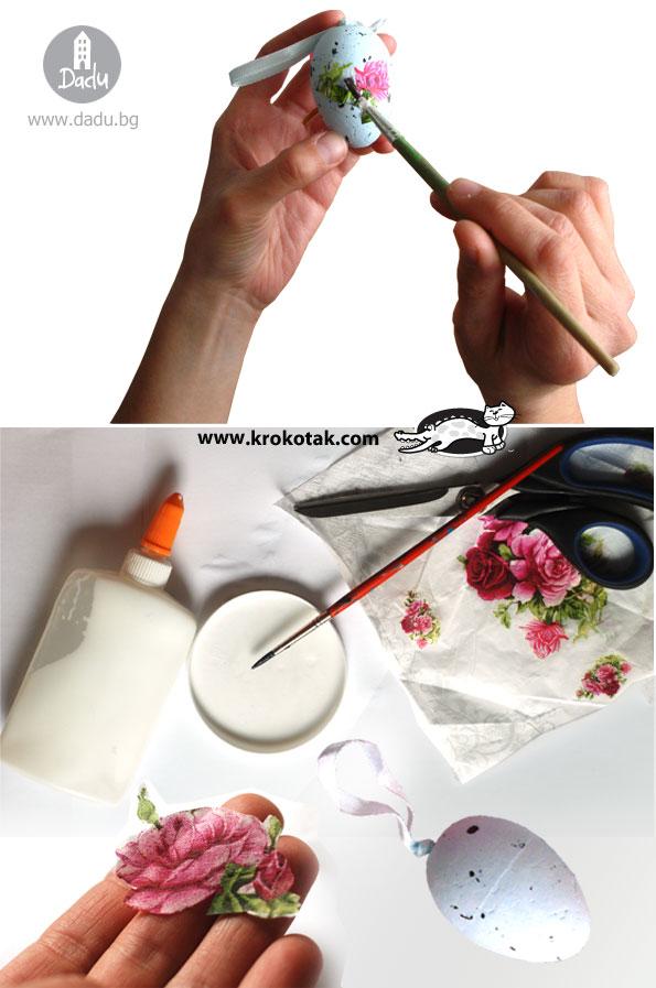 Как сделать красивый пасхальный венок