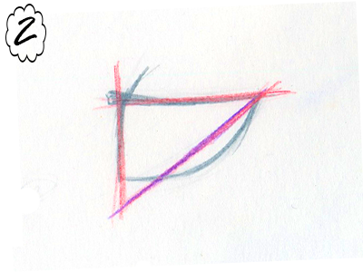 Способ рисования глаз пони