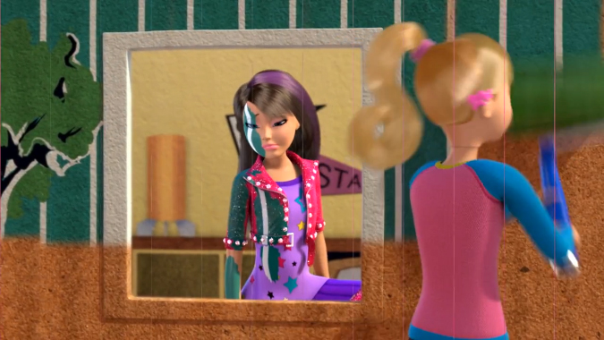 Барби жизнь в доме мечты домик для игр