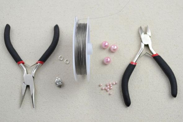 Что необходимо для изготовления бижутерии своими руками