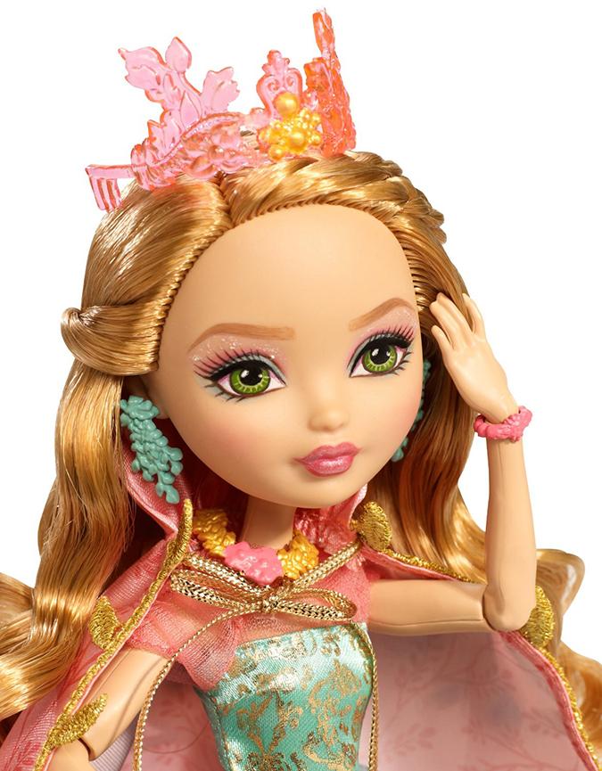 Куклы Эвер Афтер Хай День Наследия: Сериз, Эшлин и Мэдлин