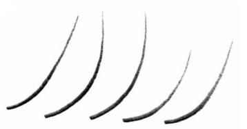 Как рисовать ресницы