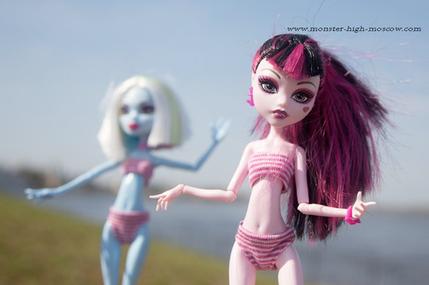 Поделки своими руками: Купальник для куклы