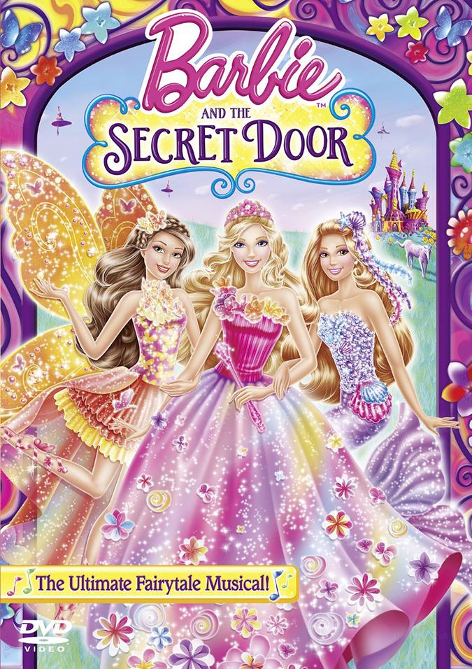 Тайная дверь новый мультфильм с барби