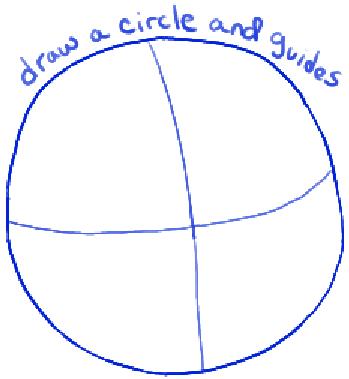 Как нарисовать Храбрую Сердцем - Мериду